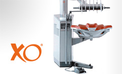 Solutions to integrate XO4 dental units with SIRONA SIDEXIS imaging software.